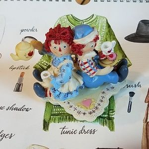 Raggedy Ann & Andy Decor